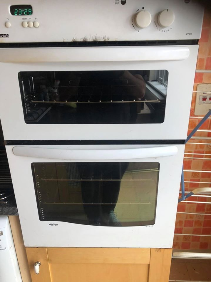 professional oven cleaning harlow