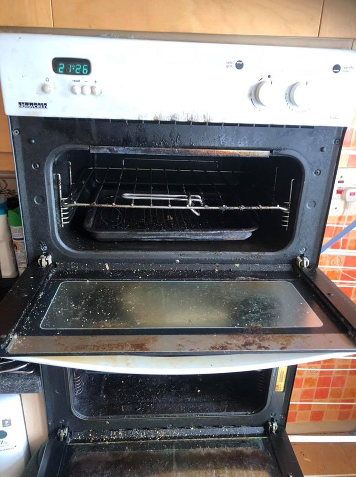 oven cleaning chelmsford essex