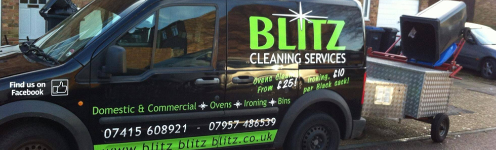 Expert cleaning services in Essex