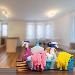 New Move Cleaning